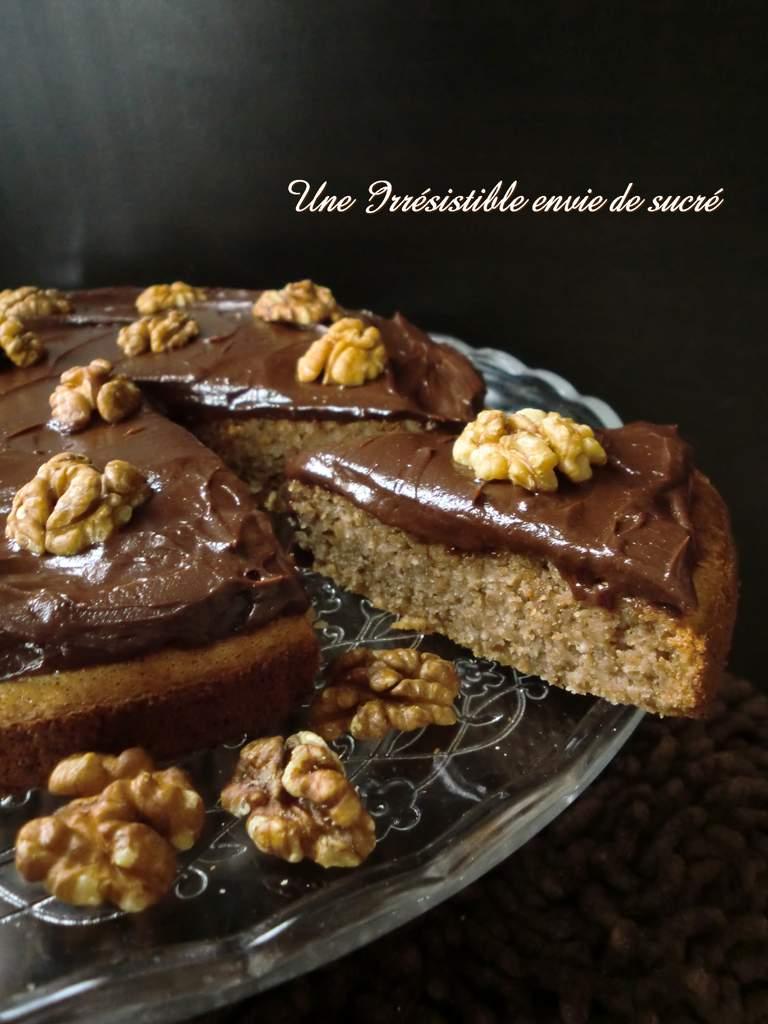Fondant Aux Noix &amp&#x3B; Chocolat