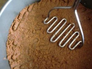 Cheesecake Marbré Au Chocolat