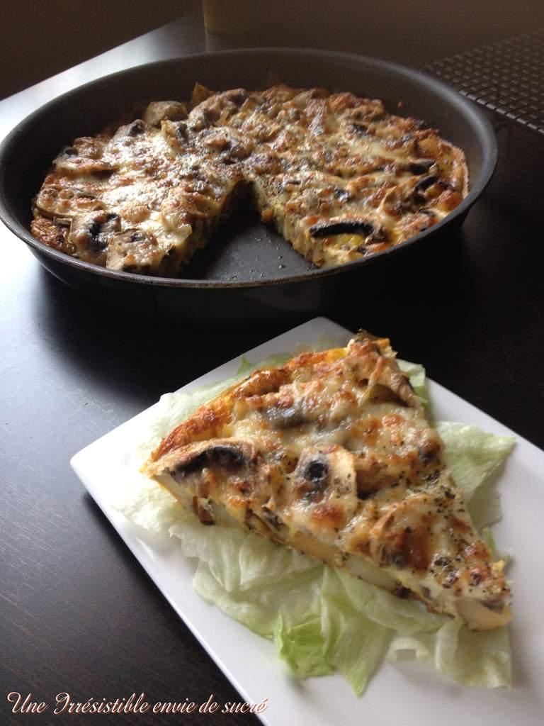 Tortilla Gratinée