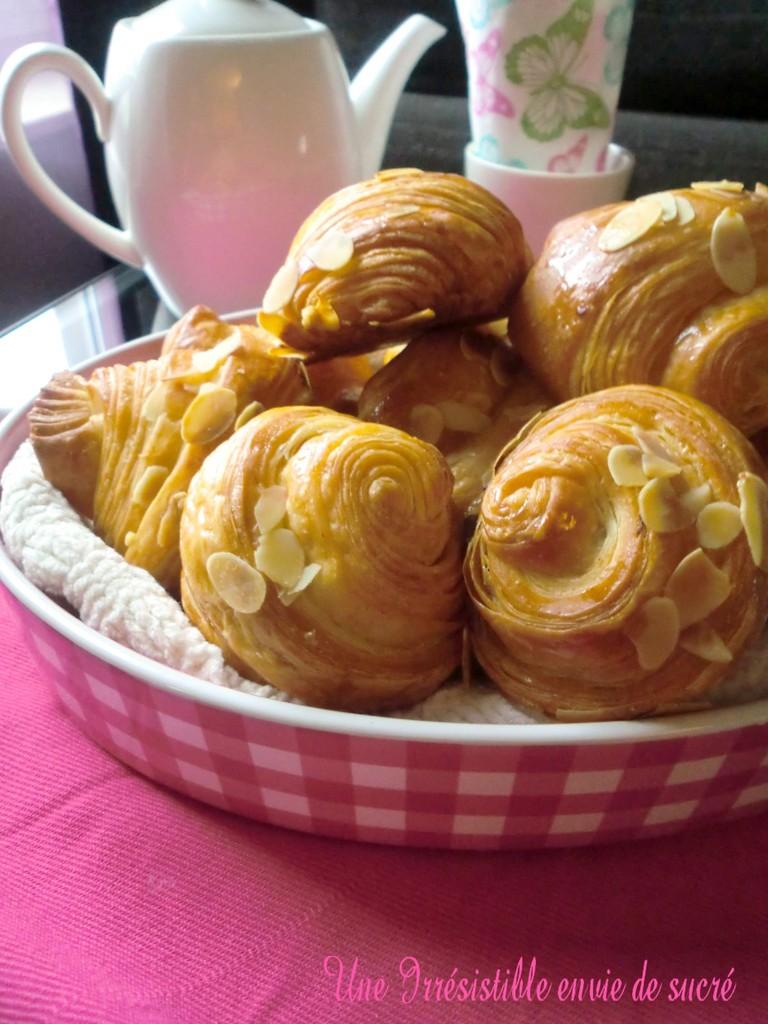 Croissants Aux Amandes C.Felder