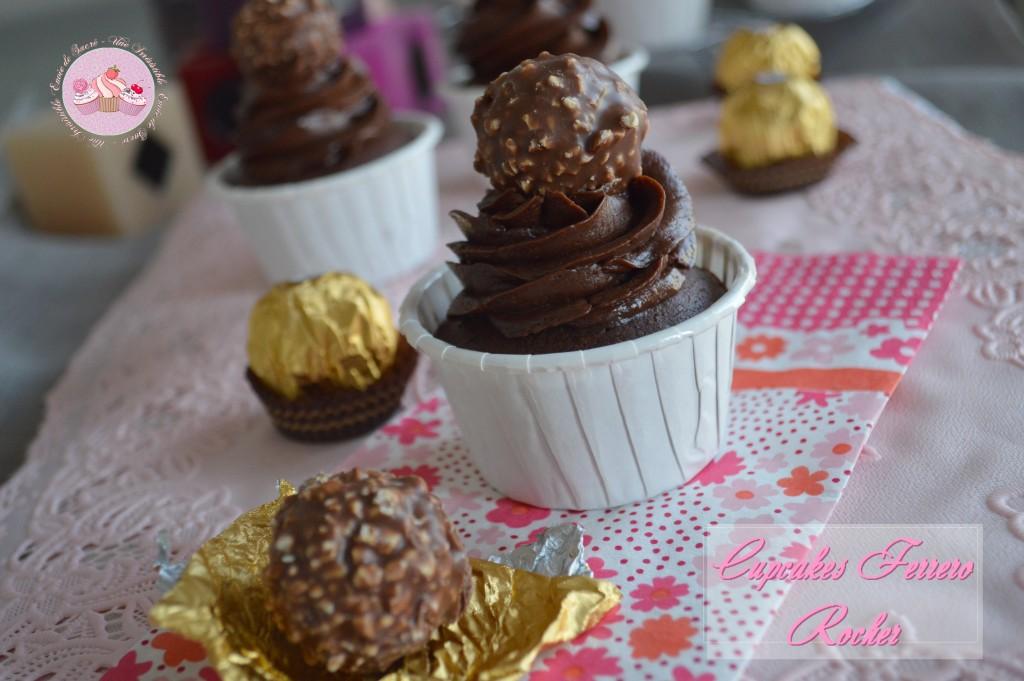 cupcakes ferrero rocher (2)