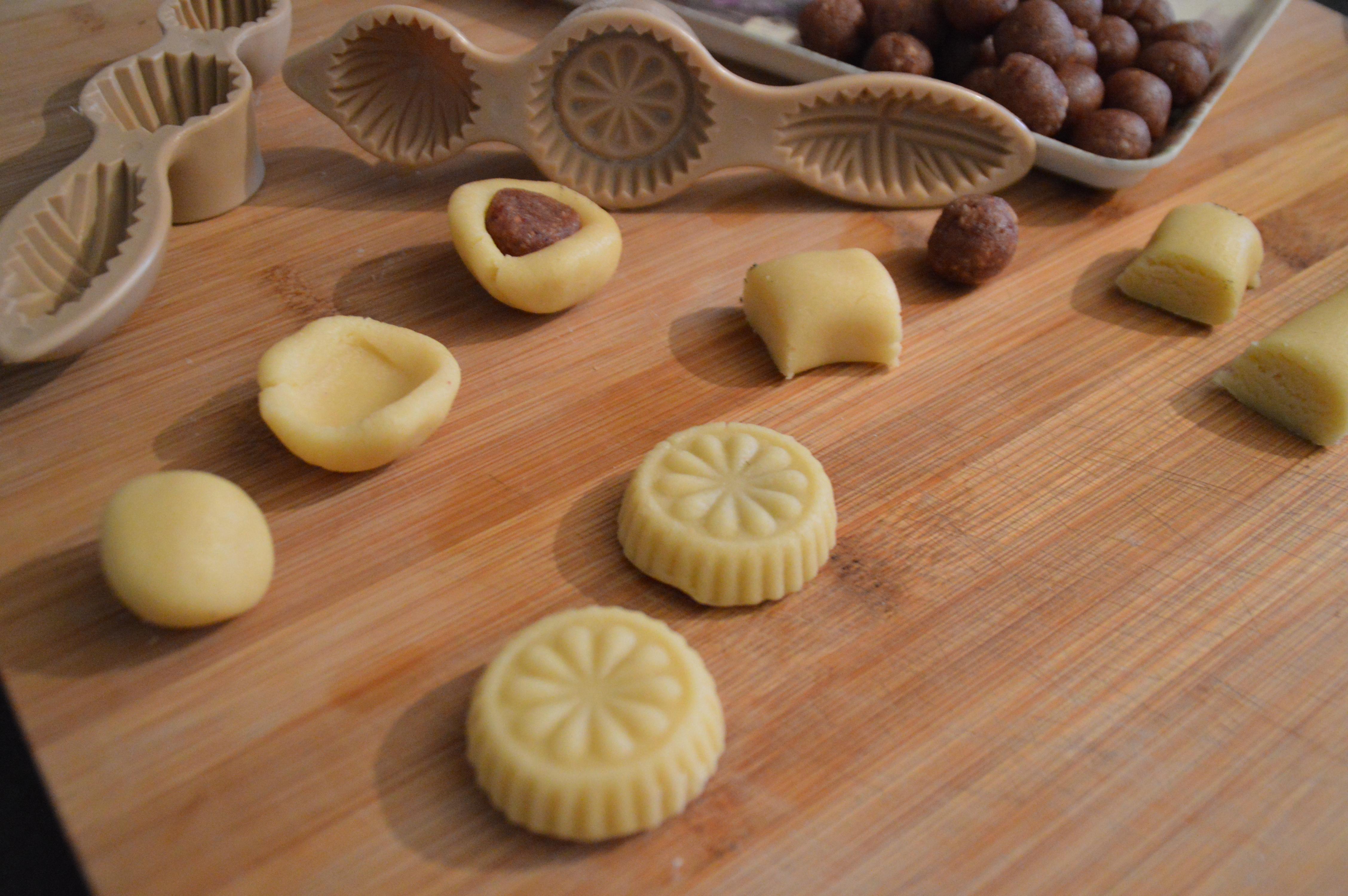 dattes farcies aux noix