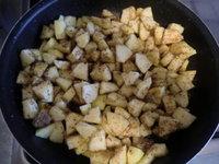Tarte aux pommes façon tiramisu