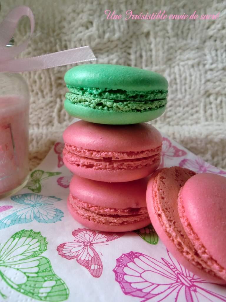 Macarons meringue italienne (C.Felder)